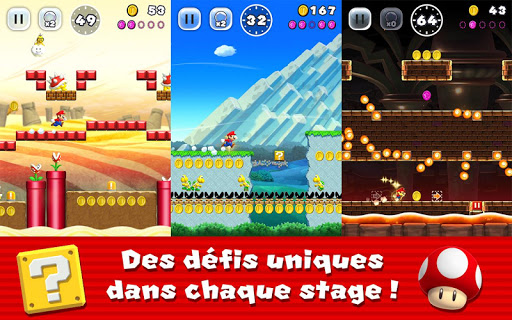 Aperçu Super Mario Run - Img 1