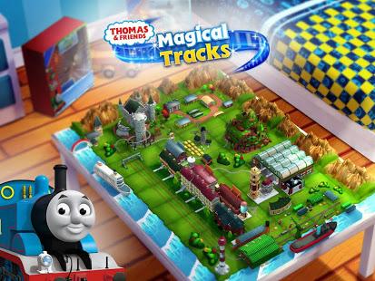 Aperçu Thomas & Friends: Magical Tracks - Img 1