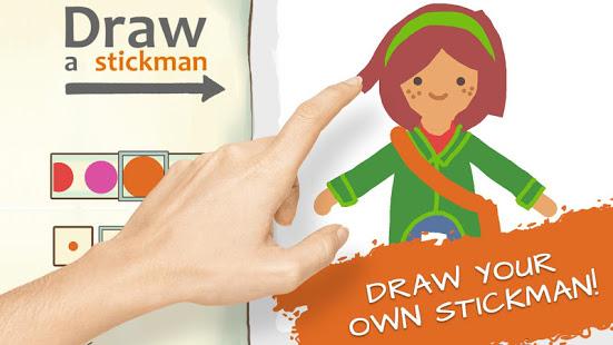 Aperçu Draw a Stickman: EPIC 2 Free - Img 2