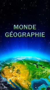 Aperçu Monde Géographie - Jeu de quiz - Img 1