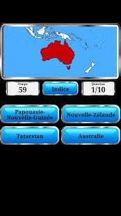 Aperçu Monde Géographie - Jeu de quiz - Img 2