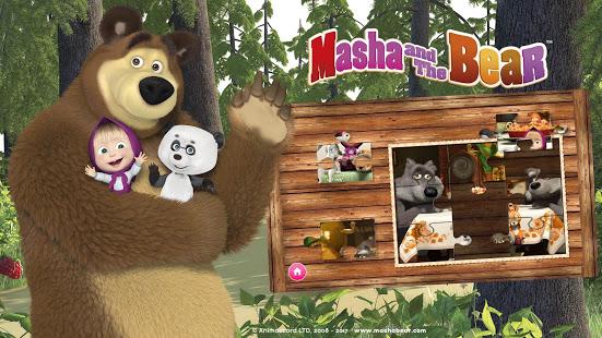Aperçu Masha et l'ours. Jeux éducatifs - Img 1