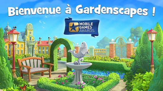 Aperçu Gardenscapes - Img 1