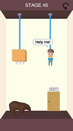 Aperçu Rescue Cut - Rope Puzzle - Img 1