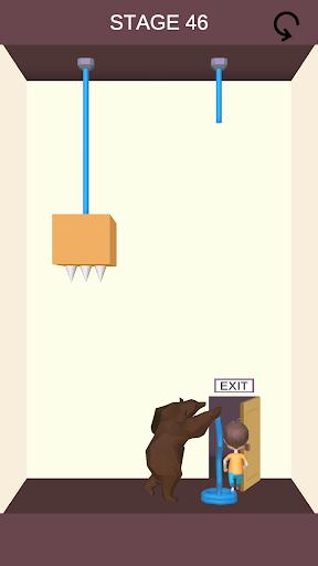 Aperçu Rescue Cut - Rope Puzzle - Img 2