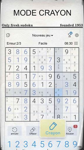 Aperçu Sudoku - Sudoku classique gratuit - Img 2