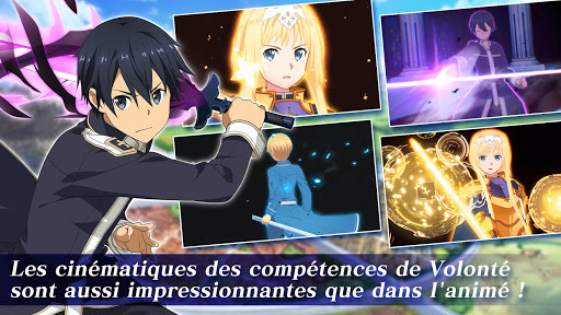 Aperçu Sword Art Online Alicization Rising Steel - Img 2