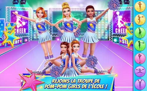 Aperçu Compétition de pom-pom girls - Img 1