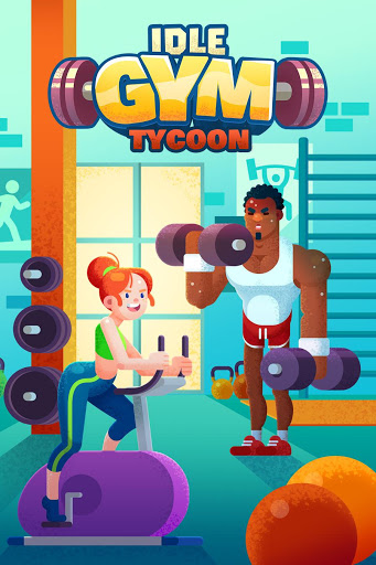 Aperçu Idle Fitness Gym Tycoon - Workout Simulator Game - Img 1