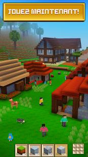 Aperçu Block Craft 3D: Jeux Gratuit de Construction - Img 1