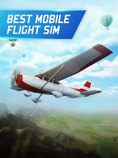 Aperçu Simulateur de Vol 3D Gratuit - Img 2