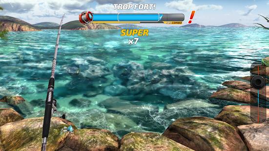Aperçu Fishing Clash: Jeux de pêche. Simulateur 3D - Img 1