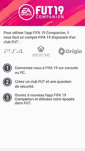 Aperçu EA SPORTS™ FIFA 19 Companion - Img 1