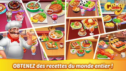 Aperçu Crazy Chef : jeu de cuisine rapide - Img 2